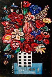 fleurs-la-nuit-samson-artiste